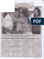 Manila Times, June 26, 2019, Provincial water districts eyed to ease Metro crisis.pdf