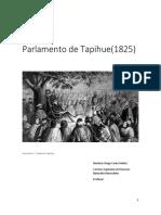 Tratado de tapihue (1825)