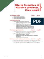 Corsi Serali Milano e Prov 2012 (3)