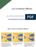 Basic 32 Motion