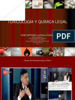 1.Historia de Toxicologia y Qca Legal 2019