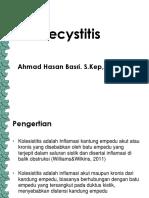 Chole Cystitis
