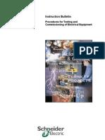 ElectricalEquipmentsTestingProcedures