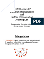 CS499 Lecture 07