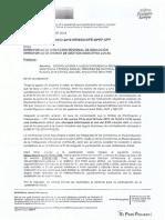 Oficio Multiple 0052-2019 Convocatoria a Video Conferencia Proceso de Racionalizacion