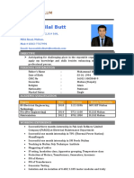Hassan's CV