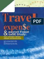 Travel Expense & Payroll Fraud CS
