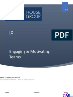 4. Engaging & Motivating Teams