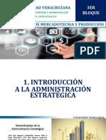 1. Encuadre Estartegias de Mercadotecnia