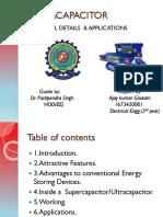 Ajay Kumar Gautam Seminor Topic (Ultra-Capacitors)