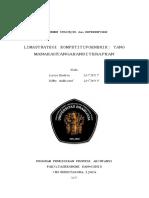 [PDF] Bab 5 Lima Strategi Kompetitif Generik