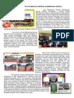 The Milestones of Polomolok Central Elementary School