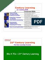 Trilling 7cs 21st Century Skills