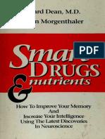 Smart Drugs & Nutrients pdf  - Dean, Ward; Morgenthaler, John