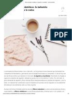 Fibras Naturales y Sintéticas_ El Algodón y El Poliéster - Moda Sostenible