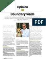 Build 146 8 Opinion Boundary Walls