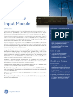 D20 Status Input Module