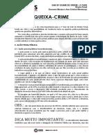 4 - Queixa Crime
