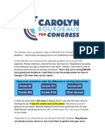 Carolyn Bourdeaux for Congress - GA-07 - Give the GOP a Reason to Worry