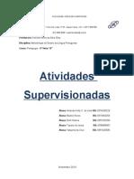 Atps de Portugues Etapas 5 e 6
