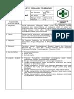 7.1.1 EP 5 SOP Survei Kepuasan Pelanggan