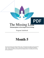 Guidebook Month 5