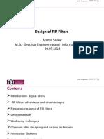 Design FIR Filter