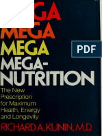 Mega-nutrition _ the new prescription for - Kunin, Richard A.pdf
