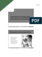 Tema 3 Intervencion Neuropsicología