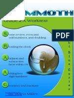 Math Mammoth Grade2A Samples
