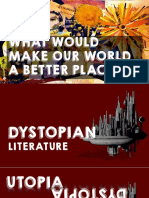 3 - Dystopian Lit