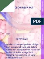 Fisiologi Respirasi 1