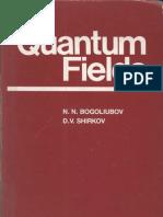 Quantum Fields