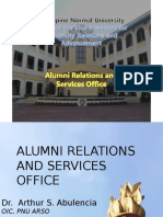 PNU Arso Programs_for Graduating