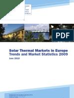2009 Solar Thermal Markets