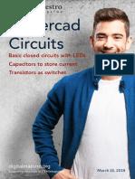 Tinercad+Circuits