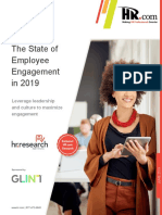 The State of Employee Engagement 2019 _Glint HR Research Report