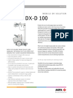 Agfa Dr Dx d 100 Data Sheet