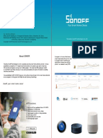 Sonoff Product Catalogue 2019