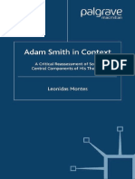 Leonidas Montes (auth.) - Adam Smith in Context_ A Critical Reassessment of Some Central Components of His Thought-Palgrave Macmillan UK (2004).pdf