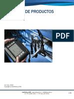 Catalogo Equipos Diagnostico Ordeño V1.0a