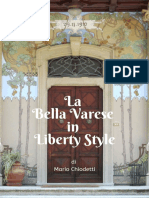 La Bella Varese in Liberty Style