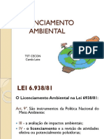 Licenciamento Ambienal Aula[1]