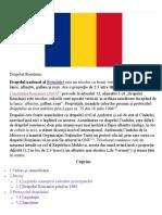 Drapelul României