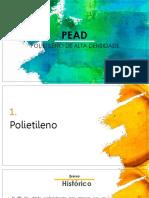 Polietileno de Alta Densidade Projeto