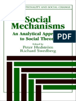 RICHARD SWEDBERG - SOCIAL MECHANISMS.pdf