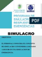 Presentacion de Manejo de Emergencias