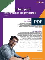 eBook - Entrevista de Emprego