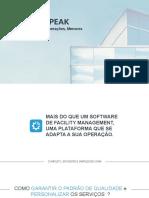 Apresentação Infraspeak Smart Facility Management - J-1