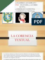 La Corencia Textual